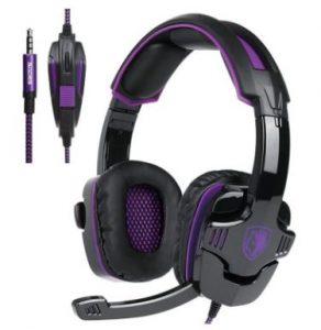 Headset Gaming Profil SadesSleek