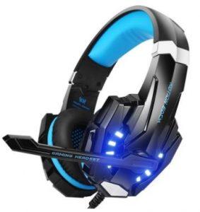 Headset Gaming Pengontrol Volume Putar BENGOO