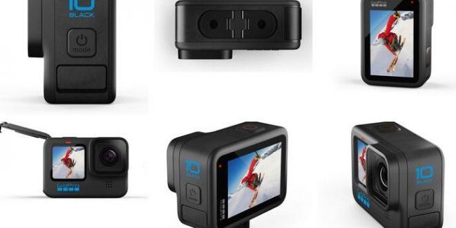 Spesifikasi, fitur, dan render GoPro Hero 10 Black Terungkap