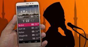 4 Aplikasi Terbaik Pengingat Waktu Azan dan Shalat Secara Otomatis