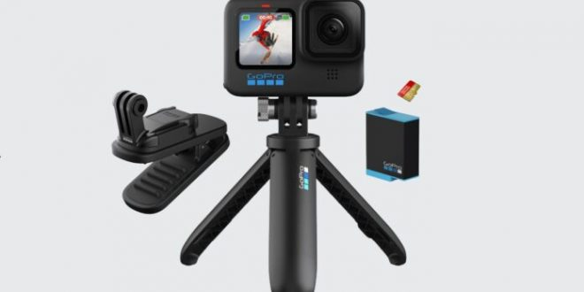 GoPro HERO10 Black diluncurkan dengan fitur seperti Smartphone, 5.7k pada 60 fps, & prosesor GP2 Terbaru